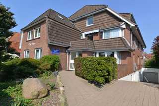 Appartementhaus Nige Ooge Wohnung Nr. 12 Hausansicht