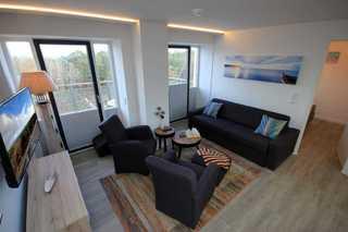 Ferienwohnung 110RB51, Haus Granitz Wohnbereich