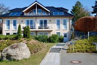 Villa Sonnenterrasse, Nicole Struck Hausansicht