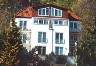 Sonnige *** Wohnung am Nationalpark Weltnaturerbe Jasmund Villa am Wald Nähe Kreideküste Weltnaturrerbe