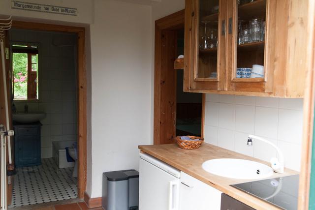 Hofhaus unteres Bad/Küche