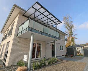 Villa Gina mit 2 exklusiven Wohnungen Außenansicht