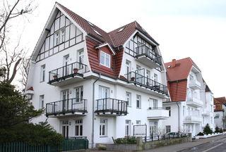 Ferienwohnung am Strandweg (S2) Gebäudeansicht