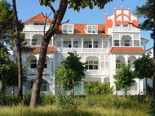 Villa Strandidyll (VS) bei c a l l s e n - appartements Villa Strandidyll