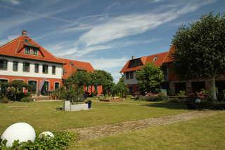 Ferienwohnanlage Alte Molkerei Garten