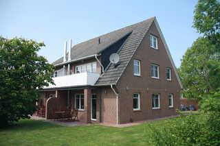 Haus Nordische Träume Außenansicht