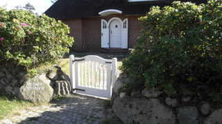 Kleiner Dünenhof Eingang