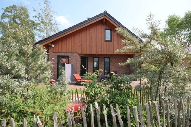 Ferienhaus Südstrand Haus 8 Ansicht