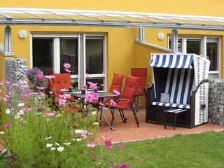 Zempin Ostseepark WE 49 **Insel Usedom**150m zum Strand** Terrasse mit Garten & Strandkorb