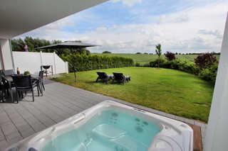 Villa Grande / Luxus-EG-Fewo ENJOY (WE 2) Eigener Außenwhirlpool (ganzjährig 38 °C) im Te...