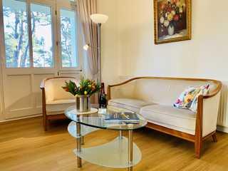 Villa Caprivi, WE 3, Apartmentvermietung Sass Willkommen in der Villa Caprivi, Wohnung 3