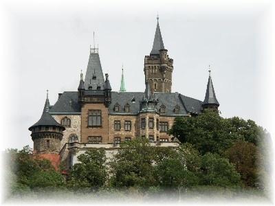 Schloss Wernigerode 3 km