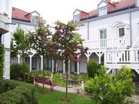 Apartmentanlage Am Stadtwald Whg.8 Innenhof