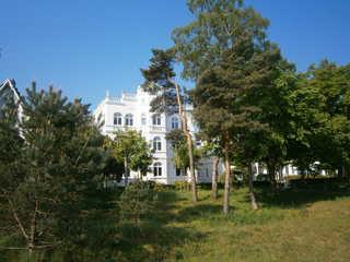 Ferienwohnung Villa Sirene 13 im Ostseebaad Binz auf Rügen Ansicht
