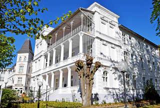 Wilhelms Hostel im Ostseebad Sellin Wilhelms Hostel im Ostseebad Sellin