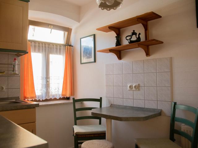 Kleine Küche, ....