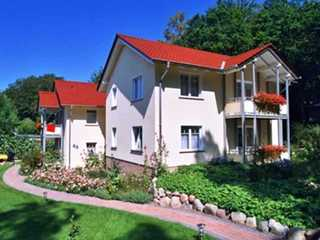 Ferienhaus zum Südstrand / 250 m zum Strand / 2 Schlafzimmer Wir heißen Sie herzlich willkommen.