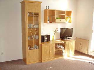 Ferienwohnung in Dornumersiel 200-035a Wohnzimmer