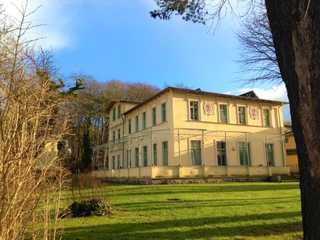 Metzger, Villa Kaiserhof Außenansicht