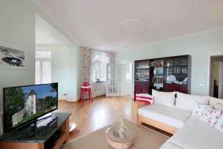 Ferienwohnung 40RB32, Villa Stranddistel Wohnen