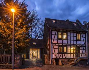 Günts Lichthaus Außenansicht