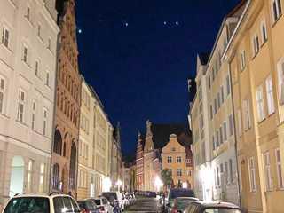 Ferienwohnungen in der Altstadt Stralsund Außenansicht