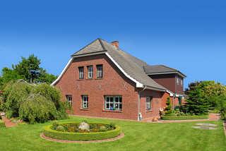 Haus am Deichtor bei Carolinensiel im Wangerland Außenansicht