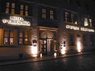 Romantik Hotel Tuchmacher Aussenansicht