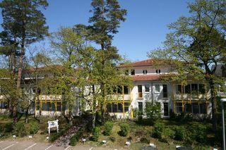 OS: Villa Störtebeker Whg. 13 mit Balkon Hausansicht