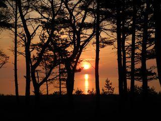 R.01 Appartement Meeresrauschen mit Balkon Sonnenuntergang