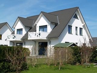 Ferienhaus in Binz für bis zu 6 Personen Aussenansicht