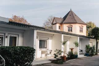 Apartments in Innenstadtnähe Die Apartments mit Terrasse