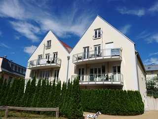 Trassenheide Strandstr. 21 Fewo 06 Südblick Strandstr. 21 Whg 6