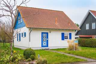 Ferienhaus im Mühlengrund Hausansicht