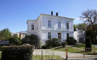 Villa Ruthenberg Hausansicht