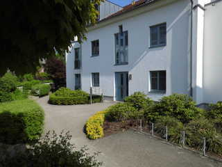Appartement Residenz Bellevue Usedom 53 Eingang