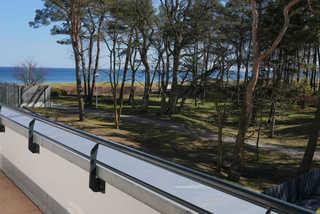 Baabe Inselparadies Fewo Lohme Ref. 213719 u 8 Blick vom Balkon