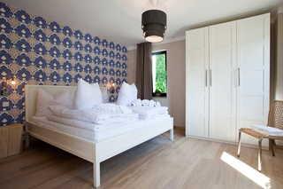 Strandhaus Meeresperle Schlafzimmer 1