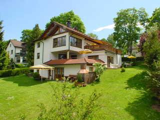 Landhaus Benita Hausansicht - Garten