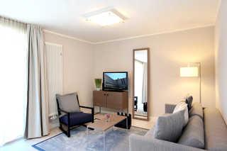 Ferienwohnung 104RB405, Haus Meersinn Wohnbereich