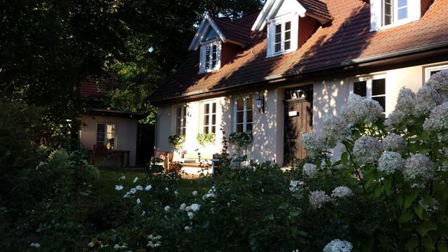 Unser weisser Garten
