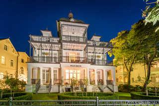 Villa Baltik Villa Baltik bei Nacht