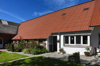 Ferienhof Ennenhof in Buttforde bei Werdum Außenansicht
