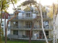 Haus Dünenresidenz Außenansicht Ferienapartment