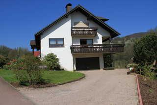 Ferienwohnung Schlierbachtal Hausansicht