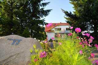 Villa Stubnitz Vorderansicht unseres Hauses