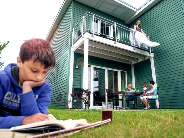Premiumhaus Premiumhaus mit Garten und Terrasse
