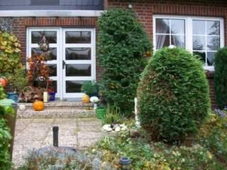 Ferienzimmer im Haus Karin-Rose Hauseingang