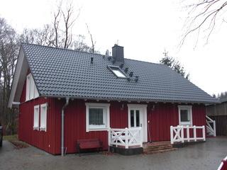 Ferienwohnung/Studiowohnung, offener Wohn- und Schlafber.