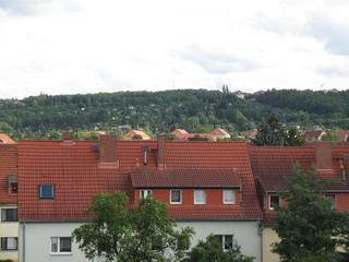 Ferienwohnung Blosenburgblick Ausblick